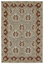 Kaleen Middleton Mid07-75 Grey Area Rug