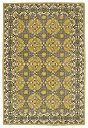 Kaleen Middleton Mid08-05 Gold Area Rug
