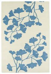 Kaleen Melange Mlg09-17 Blue Area Rug