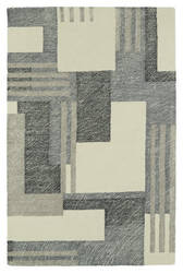 Kaleen Montage Mtg04-01 Ivory Area Rug