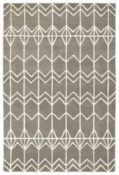 Kaleen Origami Org05-75 Grey Area Rug