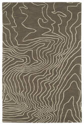 Kaleen Pastiche Pas02-27 Taupe Area Rug