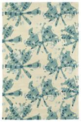 Kaleen Pastiche Pas03-78 Turquoise Area Rug