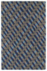 Kaleen Pastiche Pas04-17 Blue Area Rug