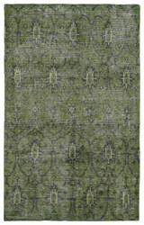 Kaleen Restoration Res01-50 Green Area Rug