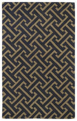 Kaleen Revolution Rev04-38 Charcoal Area Rug