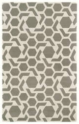 Kaleen Revolution Rev05-75 Grey Area Rug