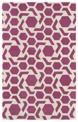 Kaleen Revolution Rev05-92 Pink Area Rug