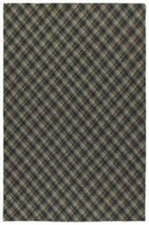 Kaleen Sartorial Sat02-38 Charcoal Area Rug
