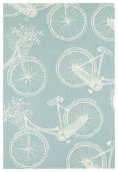 Kaleen Sea Isle Sea07-79 Light Blue Area Rug