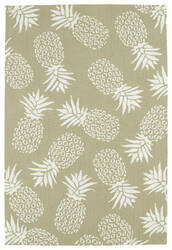 Kaleen Sea Isle Sea11-82 Light Brown Area Rug