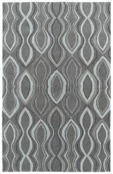 Kaleen Rachael Ray Soho Soh04-75 Grey Area Rug