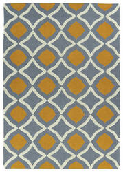 Kaleen Spaces Spa04-75 Grey Area Rug