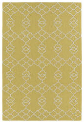 Kaleen Spaces Spa08-05 Gold Area Rug