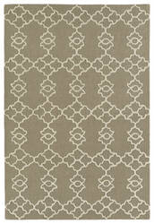 Kaleen Spaces Spa08-82 Light Brown Area Rug