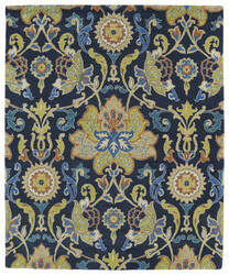 Kaleen Taj Taj02-22 Navy Blue Area Rug
