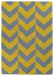 Kaleen Trends Trn02-28 Yellow Area Rug