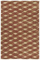 Kaleen Tulum Tul02-30 Rust Area Rug