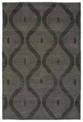 Kaleen Textura Txt04-38 Charcoal Area Rug