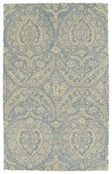 Kaleen Weathered Wtr01-17 Blue Area Rug