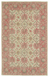 Kaleen Weathered Wtr06-36 Watermelon Area Rug