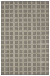 Karastan Design Concepts Woolston Plaid Worldly Gray Area Rug