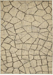 Karastan Design Concepts Simpatico Fragment Birch Area Rug