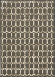 Karastan Design Concepts Simpatico Copacetic Silver Area Rug