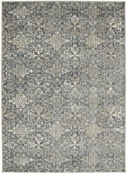 Karastan Design Concepts Simpatico Moy Denim Area Rug