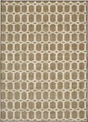 Karastan Design Concepts Simpatico Copacetic Straw Area Rug