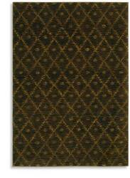 Karastan Woven Impressions Diamond Ikat Espresso 35502-24116 Area Rug
