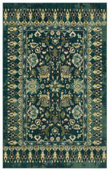 Karastan Meraki French Valley Indigo Area Rug