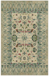 Karastan Meraki French Valley Grey Area Rug
