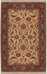 Karastan Ashara Agra Ivory 549-15005 Area Rug