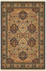 Karastan Original Karastan Empress Kirman Black 724 Area Rug