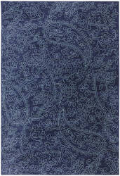 Karastan Pacifica Kingston Indigo Area Rug