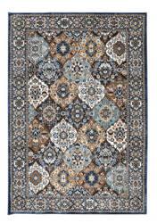Karastan Spice Market Levant Sapphire Area Rug
