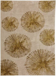 Karastan Cosmopolitan Haight Brushed Gold Area Rug