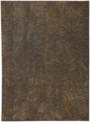 Karastan Enigma Spectral Brushed Gold Area Rug