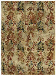 Karastan Elements Wile Cream Area Rug