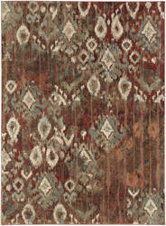 Karastan Intrigue Rivet Aquamarine Area Rug
