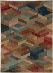 Karastan Elements Ignite Multi Area Rug