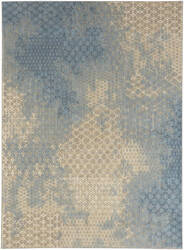 Karastan Elements Mesmerize Gray Area Rug