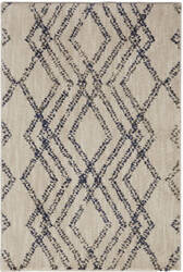 Karastan Cosmopolitan French Affair Ink Blue Area Rug