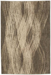 Karastan Enigma Allure Smokey Gray Area Rug