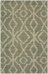 Karastan Vintage Tapis Illume Gray Area Rug