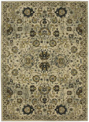 Karastan Touchstone Deveron Willow Grey Area Rug