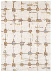 Karastan Artisan Mirage Brushed Gold Area Rug