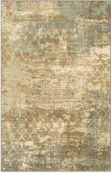 Karastan Artisan Frotage Willow Grey Area Rug