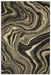 Karastan Expressions Sediment Onyx Area Rug